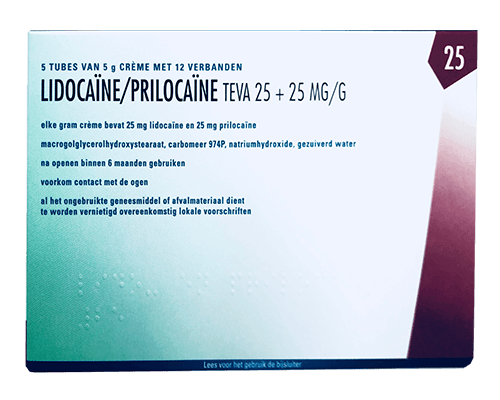 Lidocaine / Prilocaine Crème