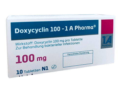 Doxycyclin 100