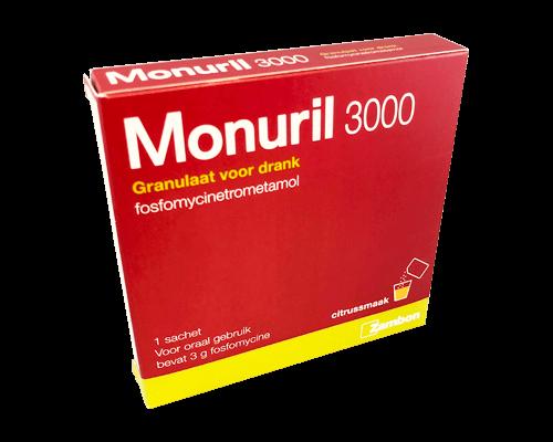 Monuril 3000 mg Granulat
