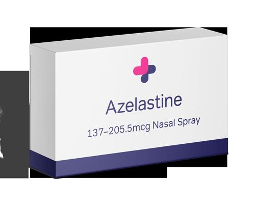 Azelastine Nasal Spray (Astepro)
