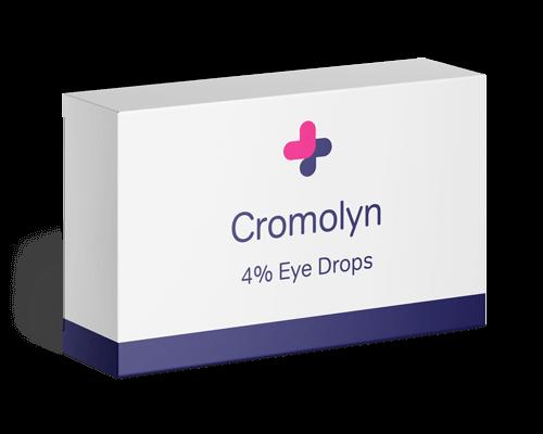 Cromolyn Eye Drops (Crolom)