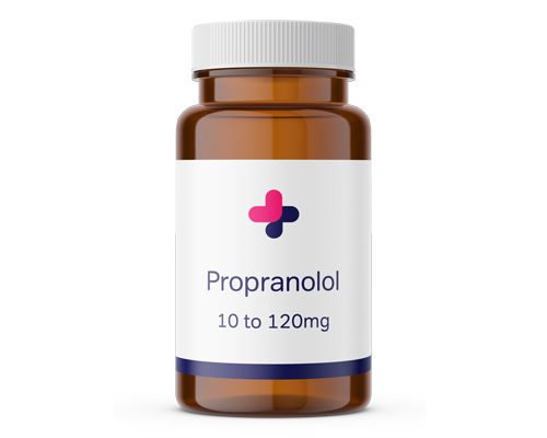 Propranolol for High Blood Pressure