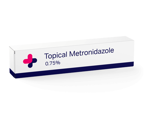 Topical Metronidazole
